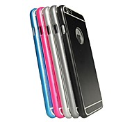 Metal Colorful Fashion Cases for iPhone 6  Plus  (Assorted Colors)