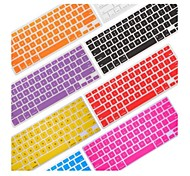 Solid Color High Quality Silicone Keyboard Cover for Macbook Retina 13.3 inch (Assorted Colors)