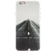 lassen Sie uns beginnen Design Hard Case für iPhone 6