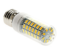 E26/E27 15 W 69 SMD 5730 1500 LM Warm White Corn Bulbs AC 220-240 V