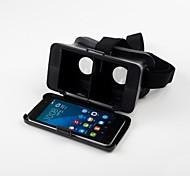 realidade virtual universal 3D do Google&óculos de vídeo para smartphones 5.5inch e 6.3inch