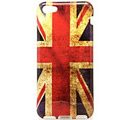 British Flag Pattern Soft Case for iPhone 5C