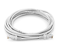 1,5 m masculino 4.92ft rj45 cat5 a cable macho red de Internet de banda ancha router de ordenador de alta velocidad