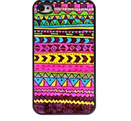 Fashion Pattern Aluminum Hard Case for iPhone 4/4S