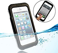 Deep Water Diving Touch Box Case for iPhone 5/5S/5C/4/4S