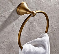Towel Ring,Antique Brass Finish Wall-mounted,Bathroom Accessory