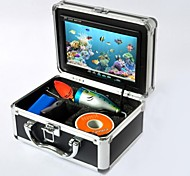 """New7"""" TFT LCD Video Camera System Fish Finder HD 700TV Lines Underwater Camera-15M"""