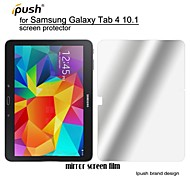High Transparency Mirror LCD Screen Protector for Samsung Galaxy Tab 4 10.0