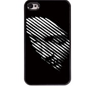 Confession Design Aluminum Hard Case for iPhone 4/4S