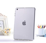 Ultra-Thin Transparent Crystal PC Protect Holster for iPad Air 2