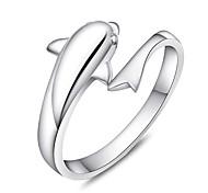 anillo de delfines día de San Valentín