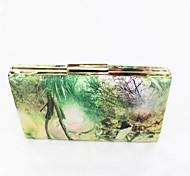 Women's Print Evening Handbags / Clutches (More Colors)
