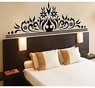 corolla preto requintados decorativos adesivos de parede