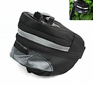 Bike BagBike Saddle Bag Reflective Strip Bicycle Bag 600D Ripstop Cycle Bag Cycling/Bike 18*10*10cm