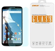 ENKAY 0.26mm 9H 2.5D Explosion-Proof Tempered Glass Screen Protector for Motorola Nexus 6