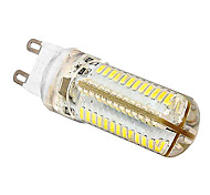 5W G9 LED Corn Lights T 104 SMD 3014 600 lm Warm White / Cool White AC 220-240 V