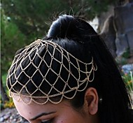 Mode netzartige Stirnbänder (50 + 5 cm) (1 Stück)