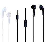 Ecouteurs ( Microphone/Ecouteurs ) Cablé - Pomme Dans l'oreille