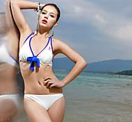 Dos Piezas ( Azul ) - Secado rápido/Listo para vestir - para Mujer