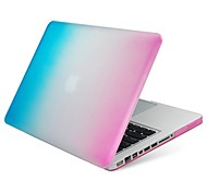 Colorful Plastic Protective Case for Macbook Air 13.3