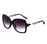 Sunglasses Women's Classic / Retro/Vintage / Sports / Fashion Oversized Black / Brown / Red / Blue Sunglasses Full-Rim