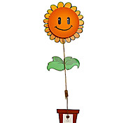 Huayan® Sunflower 3D Wallpaper 25W LED Wall Lamp 220V