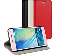 Ultrathin Flip PU Leather Cover with Stand for Samsung Galaxy A5 (Assorted Color)