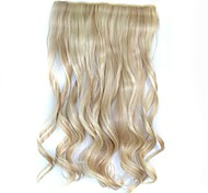 Clip Wave Hairpiece Synthetic Extension