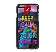 Colorful Your Life Design Aluminum Case for iPhone 6 Plus