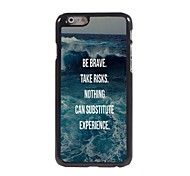 Be Brave Design  Aluminum Case for iPhone 6