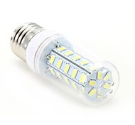 E26/E27 7 W 36 SMD 5730 650 LM Cool White T Corn Bulbs AC 220-240 V