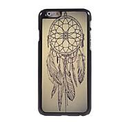 dream catcher case de alumínio design para iphone 6