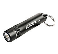 Nextorch K20 3-Mode 1x Cree XP-G2 LED Flashlight(6-130LM, 1xAA, Black)