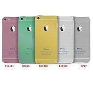 in Nachahmung der Metalldraht Zeichnung Peeling Körperpackung für iPhone 4 / 4S (farbig sortiert)