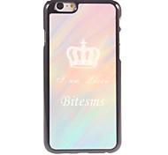 Queen Design Aluminium Hard Case for iPhone 6
