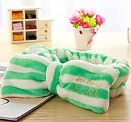Korean Plaid Specialized Large Capacity Cosmetic Bag