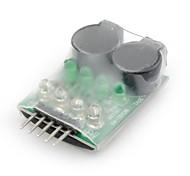 neewer® профессиональные индикатор звуковой аварийный сигнал низкого напряжения 2s-4s Lipo батареи
