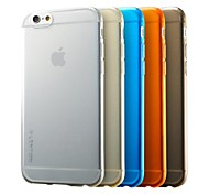 LENTION Fashion Simple Limpid Series Case Perfect Anti-Knock and Super Thin Cover for iPhone 6 Plus