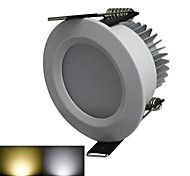 3 W 6 SMD 5630 240-270LM LM Warm White / Cool White LED Downlights AC 100-240 V