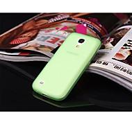 Samsung S4 Mini I9190 compatible Transparent Couvercle de dos
