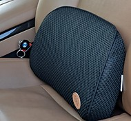 The Cellular Design Bamboo Charcoal Purifying Air All Seasons General Memory Foam Vehicle Car Waist Pillow Waist Cushion