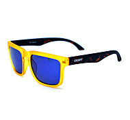 Polarized Square PC Fashion Sunglasses