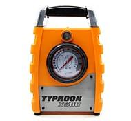 tirol bomba de aire del coche 12v flujo súper / 240psi portátil 35l / min compresor de aire / inflador de neumáticos de auto eléctrico