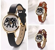 Elephant Pattern New Electronic Style Women Dress Watches New Fashion Design Datches (Assorted Color)C&d123