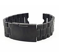 TOCHIC Stainless Steel Watch Band for Motorola Moto 360 Smart Watch