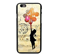 The Girl Design Hard Case for iPhone 6