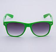 Anti-Reflective Women's Square Plastic Fashion Sunglasses