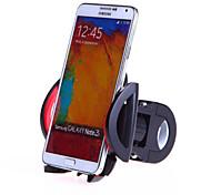 montaje IPD-09 con articulación universal parabrisas del coche para iphone4s 5 5s 6 / Samsung / Nokia / teléfono móvil htc (color