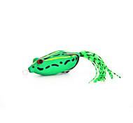 MF1D-G03F Hot Sale New Arrive  45mm/7g/Soft Plastic Lure Soft Frog Lure