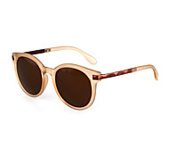 100% UV400 Round PC Retro Sunglasses